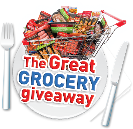 The Great Grocery Giveaway