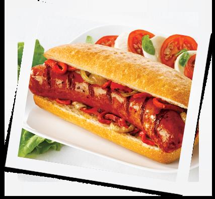 Sausage-mild